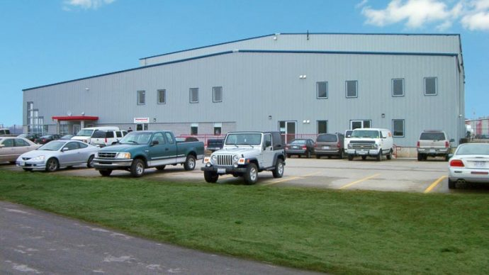 Sec And Co - Aircraft Hangars