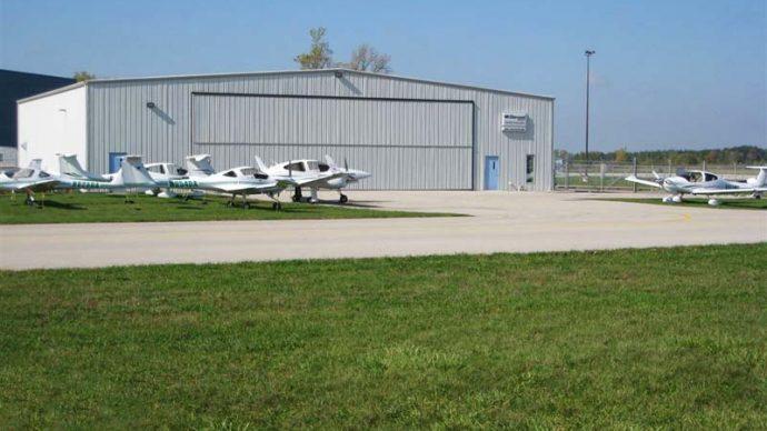 Aircraft Hangar Canada