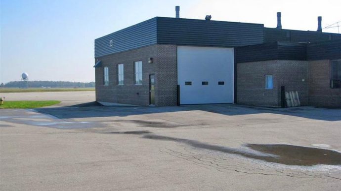 Industiral Building Canada