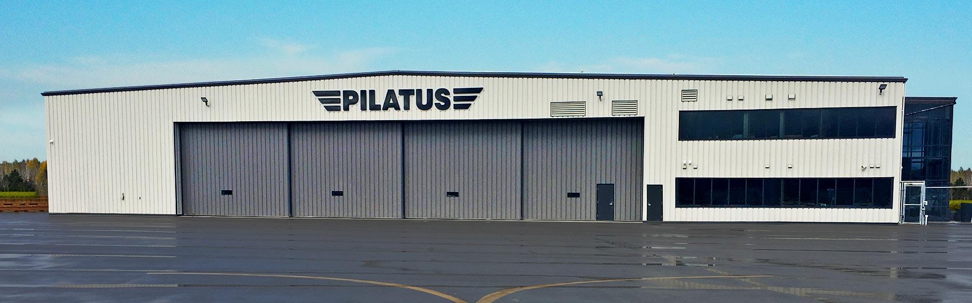 airplane hangar canada